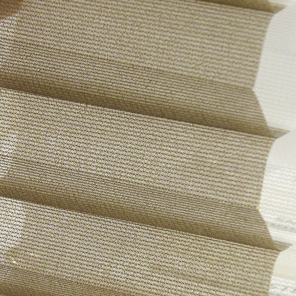 Cocoa Sheer 38mm Cellular Shades Honeycomb Blinds Eround
