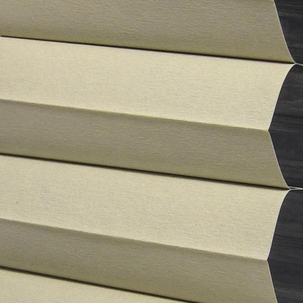 Alabaster Opaque 25mm Cellular Shades Honeycomb Blinds